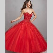 d7b784199 vestidos de 15 años rojos - Buscar con Google Vestidos Rojos De  Quinceañera