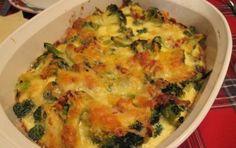 Timballo di broccoli - Il timballo di broccoli è un gustoso primo piatto o un piatto unico di semplice preparazione. La ricetta può essere personalizzata a seconda dei gusti aggiungendo o eliminando qualche ingrediente. In ogni caso il risultato finale sarà sicuramente di vostro gradimento!
