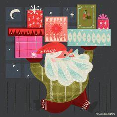 Jill Howarth/santa advent