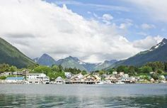 Located on the harbor between the Sisters mountain range and the Gulf of Alaska, Sitka is one of Alaska's hidden gems. This remote town is a gorgeous destination for any outdoor adventurer who loves to hike, boat, kayak, or even climb — and we can't forget about the various fishing opportunities as well.