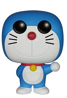 POP Anime: Doraemon - Doraemon from Funko! Now you can bring your favorite characters home! Figure comes in a window display box. Check out all of Funko's collectible figures. Get them all!....