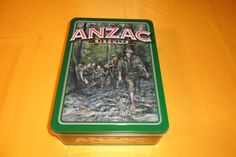 Anzac Biscuit Tin. Limited Edition by Unibic. Kokoda 1942 | eBay