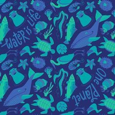 Texas Two-Steppers {Cactus} by shelliquinn, click to purchase fabric