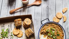 Eggplant and miso dip   Japanese recipes   SBS Food