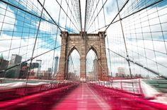 Johannes Weinsheimer :: Fotokunst Brooklyn Bridge, Johannes, Museum, Travel, Photos, Photo Art, Projects, Viajes, Traveling