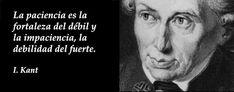 Frases célebres Immanuel Kant, fue un filósofo y autor muy preocupado por el pensamiento humano y por cómo conocemos la realidad de las cosas.