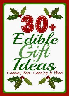The V Spot: More than 30 edible gift ideas.