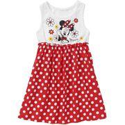 Disney Baby Toddler Girls' Minnie Dot Dress