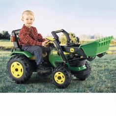 John Deere Riding Toys For Kids | Something For Everyone Gift Ideas - #toys