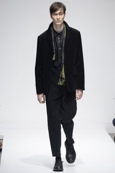 Margaret Howell Fall 2016 Menswear Fashion Show