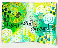 Happy Creative Squad Tuesday!TodayMarsha Valkis sharing a beautiful and brightart journal spread using my Santa Fe Positive and Negative Foam Stamp set, my Batik Pattern 2 Foam Stamp, and her…