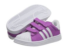 adidas Originals Kids Superstar 2 (Infant/Toddler)