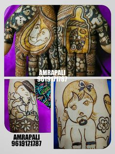 Baby Mehndi Design, Mehndi Design Photos, Dulhan Mehndi Designs, Mehndi Images, Mehendi, Latest Mahendi Designs, Latest Henna Designs, Bridal Mehndi Designs, Mhendi Design