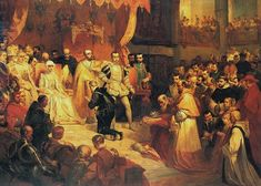 Abdicacion de Carlos V