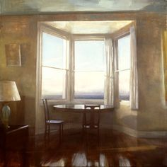 'Bay Window', by  Randall Exon.