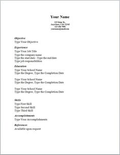 Resume Templates Google Docs Interesting Resume Templates For Google Docs  Httpwwwjobresumewebsite