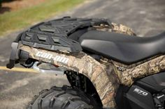 New 2016 Can-Am Outlander XT 570 Mossy Oak Break-Up Coun ATVs For Sale in Wisconsin. 2016 Can-Am Outlander XT 570 Mossy Oak Break-Up Country Camo, 2016 Can-Am® Outlander XT 570 Mossy Oak Break-Up Country Camo Expand your off-road capabilities with added features and added value. Get equipped with Tri-Mode Dynamic Power Steering (DPS), a 3,000-lb winch, and heavy-duty front and rear bumpers. Features May Include: CATEGORY-LEADING PERFORMANCE Available with the 48-hp Rotax 570, 62-hp Rotax…
