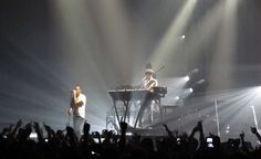 Linkin Park @ newcastle :D