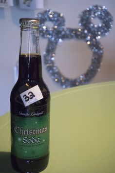 Christmas Soda from Disney's Norway Pavilion in the World Showcase, Epcot! Fun gift basket idea for all occasions for anyone that loves Disney or food! http://www.themagicalescape.com/?p=490