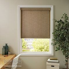 Good Housekeeping™ Roller Shades: Natural Weave & Woven Stripe. Inexpensive dupe for Roman shades.
