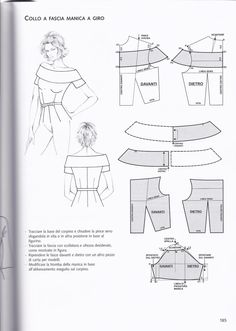 How to Sew a Blouse: Tips to Consider & Techniques to Try by addie from La tecnica dei modelli uomo donna 1 Sewing tips and hacks are in place to make the life of individuals who sew for a living or as a hobby easier. Below are 10 important sewing hacks t Bodice Pattern, Collar Pattern, Sleeve Pattern, Pattern Cutting, Pattern Making, Dress Sewing Patterns, Clothing Patterns, Sewing Collars, Costura Fashion