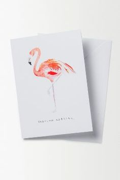 Watercolour Wishes Card