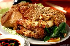 CRISPY PATA!! this was my nemesis when i was prego, i couldnt stay away from it... havent had it for almost 6 yrs!!!