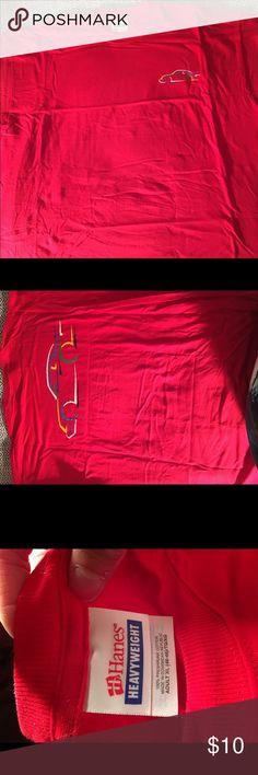 Porsche XL T-Shirt Porsche XL T-Shirt. Never Worn. Hanes Tops Tees - Short Sleeve