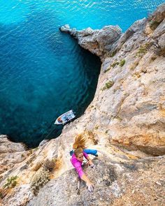 Climber heaven Kalymnos Vathi Greece | Chris Burkard Photography Say Yes To Adventure