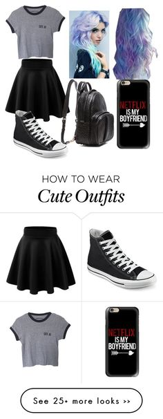 """Summer outfit or outfit for the mall"" by bubbles-avery on Polyvore"
