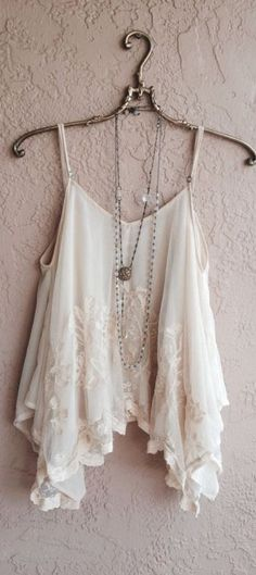 lace camisole