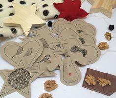 DIY blog s návody a nápady na šperky, doplňky, dekorace do bytu, mini recepty, DIY dárky i tipy pro ekologickou domácnost a kosmetiku. Advent, All Things Christmas, Gingerbread Cookies, Blog, Gingerbread Cupcakes, Blogging