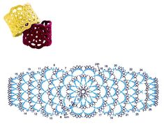 … Bijoux et leurs grilles gratuites … Jewelry and her free lattice, crochet! … Bijoux et leurs grilles gratuites, au crochet! … jewelry and their free lattice, crochet! Crochet Jewelry Patterns, Crochet Motifs, Crochet Diagram, Crochet Chart, Crochet Accessories, Crochet Rings, Crochet Beaded Bracelets, Beaded Bracelet Patterns, Crochet Bracelet Pattern