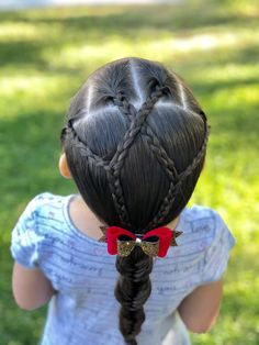 teenage hairstyles short Cute Outfits - New Hair Styles Easy Toddler Hairstyles, Easy Little Girl Hairstyles, Teenage Hairstyles, Baby Girl Hairstyles, Kids Braided Hairstyles, Pretty Hairstyles, Kids Hairstyle, Hairstyles Pictures, Popular Hairstyles