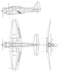 Us Navy Aircraft, Military Aircraft, Ww2 Planes, Vintage Airplanes, Aircraft Design, Space Crafts, Paper Models, Vinyl Cutter, Line Drawing