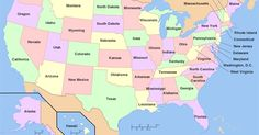 Here are 200 cool travel destinations or landmarks found in The United States of America. All landmarks are found in the 50 States or