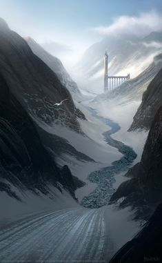 Fjordkeep by Christopher Balaskas