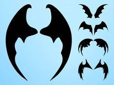 bat silhouette - Google Search