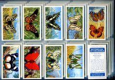Brooke Bond Picture Cards