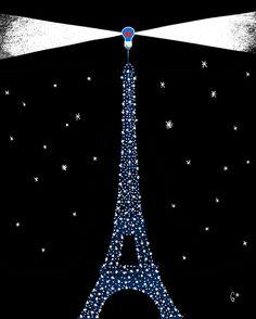 Paris city of lights / city of Love