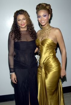 8 Old Beyonce & Tina Knowles Photos That Make It Obvious The Queen Must Get It From Her Mama | Bustle