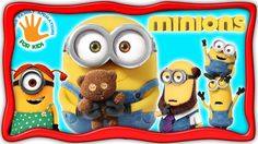 Minions Finger Family Nursery Rhymes. Minions Finger Family Song