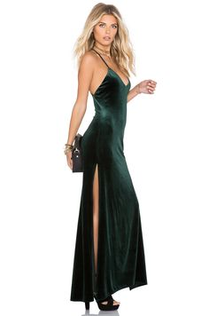 NBD SU2C x REVOLVE In The Deep Maxi Dress in Hunter Green | REVOLVE
