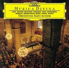 MUSICA DIVINA Dresdner Kreuzchor - Deutsche Grammophon