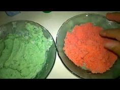 Como hacer arena mágica. - YouTube Youtube, Make It Yourself, Ethnic Recipes, Food, Magic Sand, Xmas, Essen, Meals, Youtubers