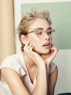 76dfabee071 Stepper Brasil - Dicas de looks perfeitos para quem ama óculos. Clear  Glasses Frames Women