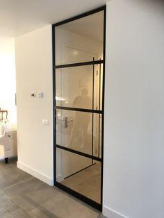 Taatsdeur stalendeur Oversized Mirror, Lounge, Interiors, Doors, Decoration, Places, Furniture, Home Decor, Cooking