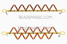 free-beading-pattern-necklace-tutorial-22.jpg (1400×934)