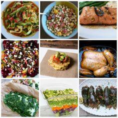 Dinner Planner:  Week of July 18th