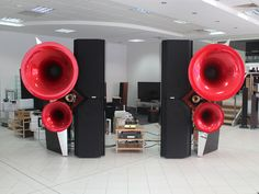 Acapella Sphaeron Excalibur Speakers